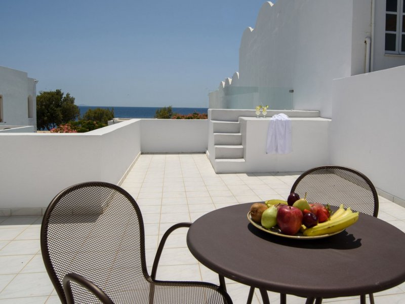 VIP Sea View Appartement Suite with private outdoor jacuzzi