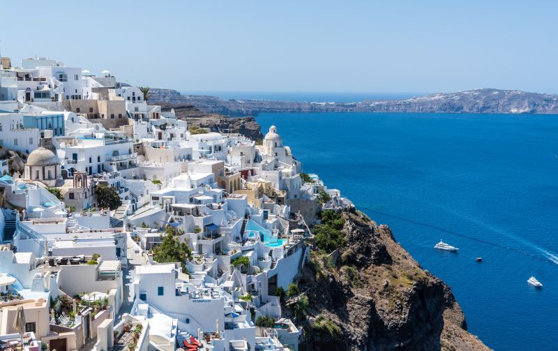 Attractions - Santorini